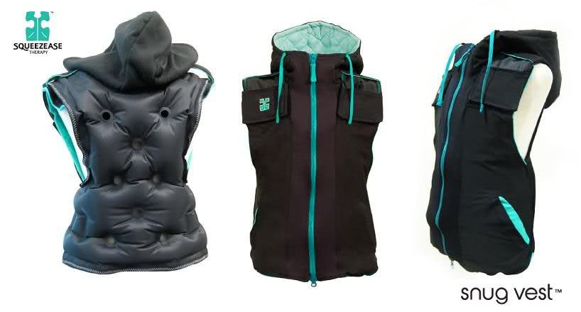 SPECIAL OFFER GENTLY USED CHILDREN'S SNUG VEST - SIZE SMALL