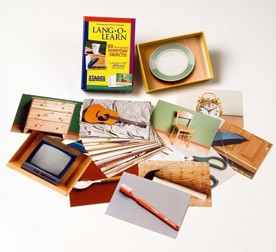 Lang O Learn Cards - Everyday Objects