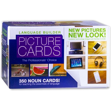 Language Builder Picture Cards Nouns