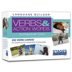 Stages Language Builder  Verbs and Action Words