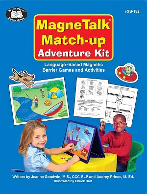MagneTalk Match Up Fantasy Adventures