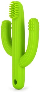 Cactus Toothbrush Teether
