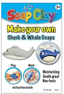 Soap Clay Kit - Sea Creatures