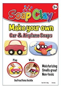 Soap Clay Kit - Transportation