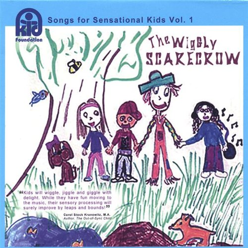 The Wiggley Scarecrow CD