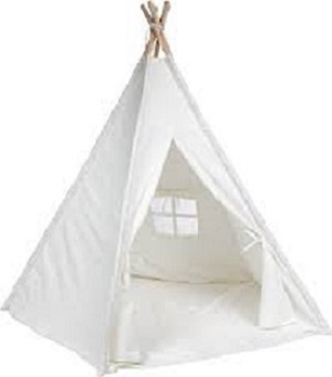Play Tent - Tipi style