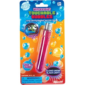 Touchable Bubbles - Ultraviolet