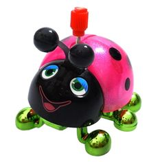 Lori the Ladybug Wind Up