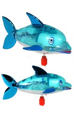 Pongo the Porpoise Wind Up