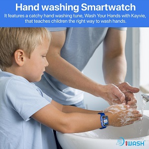 iWASH Smart Watch