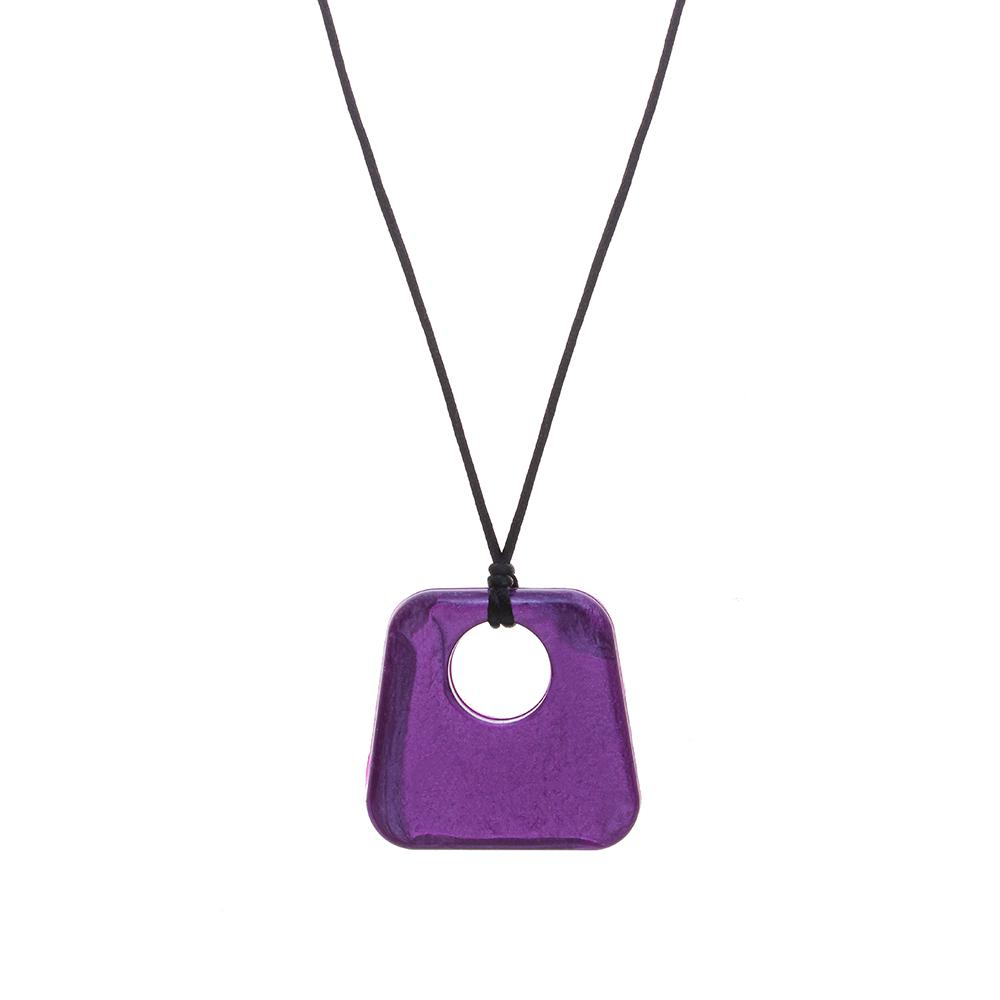 Jazz Pendant - Soul - Purple
