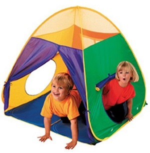Pop Up Mega Den Tent